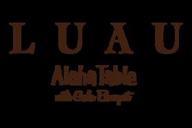 LUAU Aloha Table